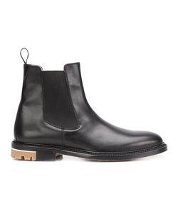 WHF WEBER HODEL FEDER | Weber Hodel Feder Ankle Boots 37 Calf Leather/Rubber