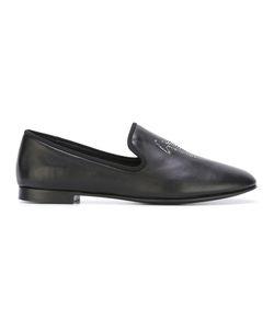 Giuseppe Zanotti Design | Giuseppe Slippers 41 Leather Eu705911764915