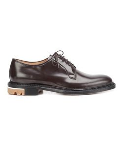 WHF WEBER HODEL FEDER | Weber Hodel Feder Feder Derbies 37 Calf Leather