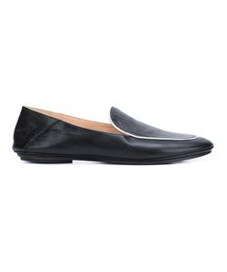 Derek Lam | Classic Slippers 37.5 Nappa Leather/Leather