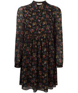 Saint Laurent | Wild Flower Print Folk Dress 36