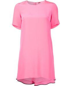 Adam Lippes | Piping Detail Short Sleeve Dress 6