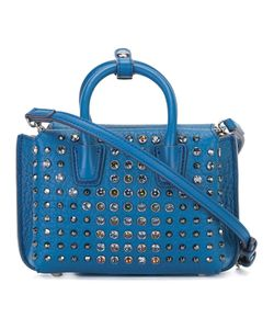 MCM | Studded Crossbody Bag