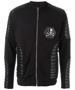Philipp Plein | Bomber Jacket Medium Cotton/Polyurethane/Polyester
