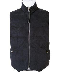 Michael Bastian | Zipped Vest 48 Polyester