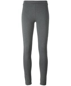 Calvin Klein Jeans | Logo Print Leggings Xs Viscose/Polyamide/Spandex/Elastane