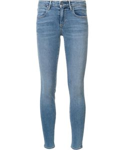 Alexander Wang | Cropped Skinny Jeans 24 Cotton/Polyester/Spandex/Elastane