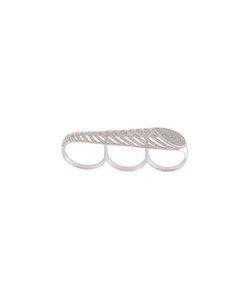 AS29 | Spine 3-Finger Ring 6 1/2