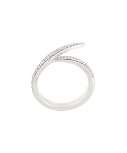 SHAUN LEANE | Signature Diamond Interlocking Ring 54