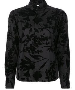 Comme Des Garçons Noir Kei Ninomiya | Floral Print Shirt Womens Size