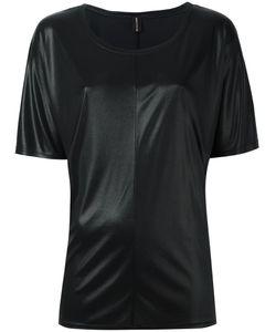 Alexandre Vauthier   Shimmer T-Shirt 1 Polyamide/Acetate