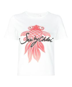 See By Chloe | See By Chloé Printed T-Shirt Xs Cotton