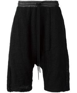 Lost & Found Ria Dunn | Shifted Drop-Crotch Shorts Mens Size Medium