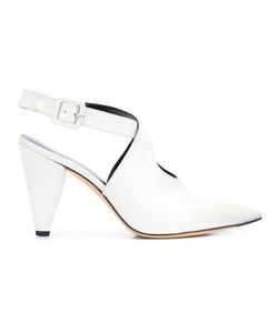 Derek Lam | Ankle Strap Pumps 38 Nappa Leather/Leather