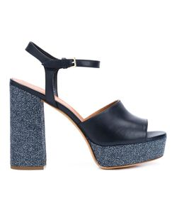 Derek Lam | Platform Sandals 40 Nappa Leather/Leather Dr7f003na11580987