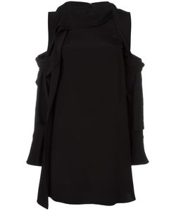 3.1 Phillip Lim | Cold Shoulder Dress 6 Silk