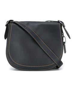 COACH | Stitching Detail Saddle Bag