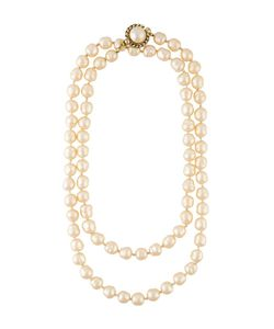 Chanel Vintage | Faux Pearl Necklace