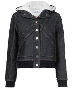 Courreges | Courrèges Denim Hooded Jacket 38 Polyester/Cotton