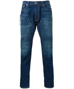 Mr. Completely   Slim-Fit Jeans 30 Cotton