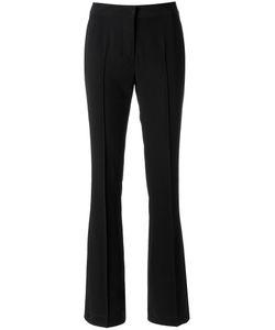 EGREY   Straight Leg Trousers 42 Polyester/Spandex/Elastane/Viscose