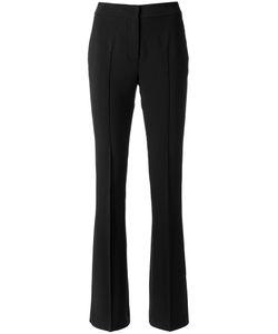 EGREY   Straight Leg Trousers 38 Viscose/Polyester/Spandex/Elastane
