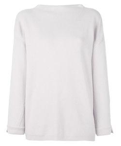 SYSTEM | Round Neck Jumper Nylon/Polyester/Wool