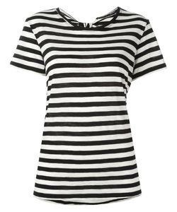Proenza Schouler | Striped T-Shirt Xs Cotton