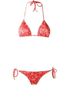 Sub | Triangle Bikini Set P Polyamide/Spandex/Elastane