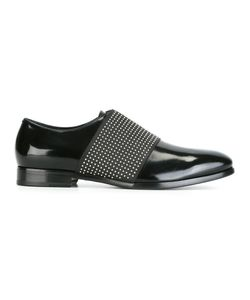 Jimmy Choo | Peter Shoes 40.5 Calf Leather/Leather Peteruel11767988
