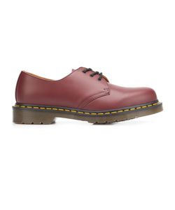 Dr. Martens | Stitch Detailing Derbies 11 Leather/Rubber
