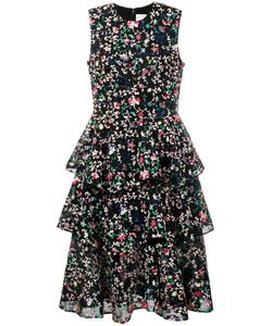 Huishan Zhang | Vivien Dress 10 Silk/Polyester