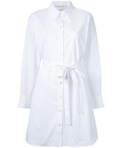Marc Jacobs | Oversized Shirt Dress 10 Cotton/Spandex/Elastane