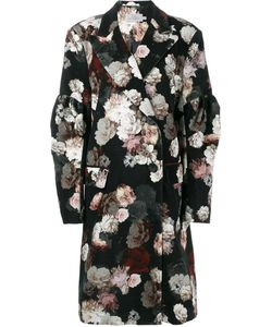 Preen By Thornton Bregazzi | Sitwell Coat Medium Polyester/Cotton/Viscose