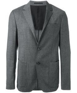 Z Zegna | Patch Pockets Blazer 46 Cupro/Wool