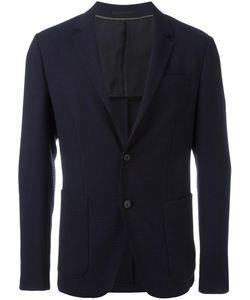 Z Zegna | Patch Pockets Blazer 52 Cupro/Wool/Polyimide/Spandex/Elastane