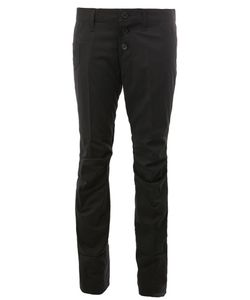 Christopher Nemeth | Tailored Skinny Trousers Large Cupro/Wool
