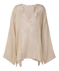 Denis Colomb   Sayan Striped Tunic Medium Cashmere/Cotton