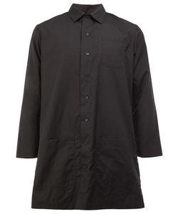Christopher Nemeth | English Cutaway Collar Shirt Medium Cotton