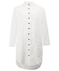Christopher Nemeth | English Cutaway Collar Shirt Large Cotton