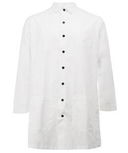 Christopher Nemeth | English Cutaway Collar Shirt Small Cotton