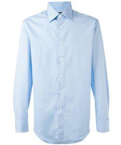 Canali   Plain Shirt 41 Cotton