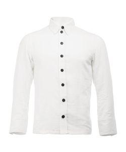 Christopher Nemeth | Club Collar Shirt Large Cotton