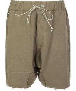 Mr. Completely | Drawstring Track Shorts Small Cotton