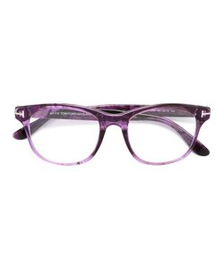 Tom Ford Eyewear | Soft Square Glasses Acetate/Metal Other