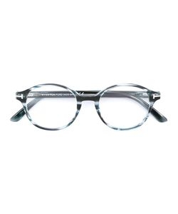 Tom Ford Eyewear | Round Frame Glasses Acetate/Metal Other
