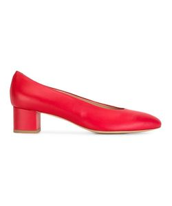 MANSUR GAVRIEL | Round Toe Pumps 36 Leather