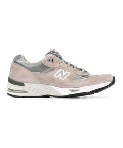 New Balance | Panelled Sneakers 7 Cotton/Suede/Rubber Nbw991gl11766741