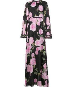 Giambattista Valli | Print Maxi Dress 40 Silk