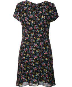 Saint Laurent | Prairie Flower Print Dress 38 Silk/Viscose